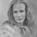 Заказать портрет карандашом по фотографии