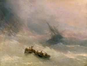 Сочинение-описание картины Айвазовского «Радуга»
