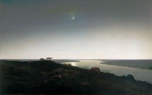 Сочинение по картине Ночное Архипа Куинджи