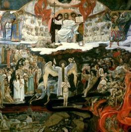 В.М. Васнецова «Страшный Суд»