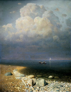 Архип Куинджи. Ладожское озеро