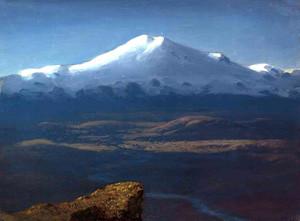 Архип Куинджи. Снежные вершины