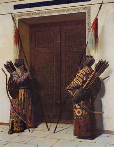 Двери Тимура (Тамерлана)