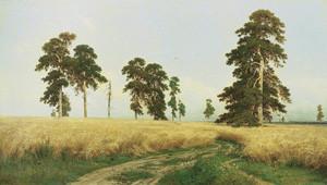 Иван Шишкин. Рожь
