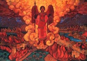 Николай Рерих. Великий интуитивист. Ангел Последний