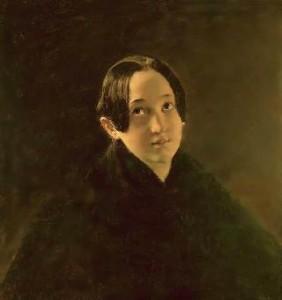Портрет Е.И.Дурновой