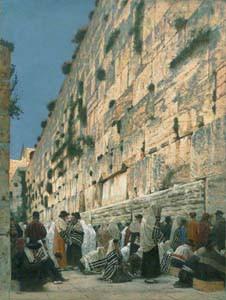 Соломонова стена (Стена Плача)