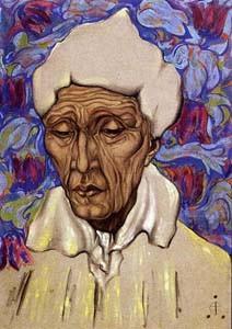 Святослав Рерих. Восточный портрет
