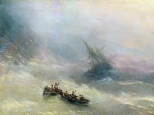 Сочинение по картине И.К. Айвазовского «Радуга»