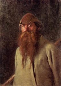 Сочинение по картине И.Н. Крамского «Полесовщик»