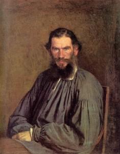 Сочинение по картине И.Н. Крамского «Портрет Л.Н. Толстого»