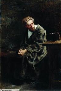 Сочинение по картине В.Е. Маковского «Узник»
