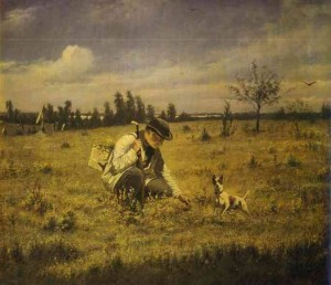 Сочинение по картине В.Г. Перова «Ботаник»
