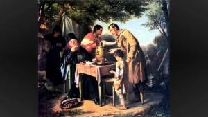 Сочинение по картине В.Г. Перова «Чаепитие в Мытищах, близ Москвы»